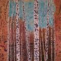 Birch Trees by John Cunnane