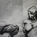 Bird Drama by Brad Wilson