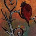 Bird I Wr by Mrs Wilkes Art