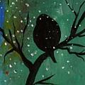 Bird IIi Wr by Mrs Wilkes Art
