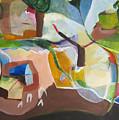 Bird In The Bush by Sarah Whitecotton