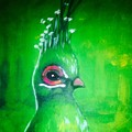 Bird by Katya Ivanovska