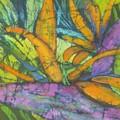 Bird Of Paradise I by Kay Shaffer