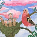 Bird People The Chaffinch Family by Sushila Burgess