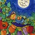 Bird Retreat by Sylvia Pimental
