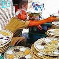 Bird Seed Seller by Lenore Senior