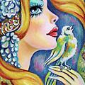 Bird Song by Eva Campbell