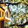 Birdhouse by Stacey Rosebrock