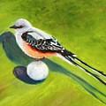 Birdie Time by Susie Monzingo