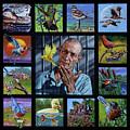Birdman Of Alcatraz by John Lautermilch