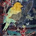 Birds And Butterflies by Jillian Goldberg