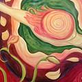 Bird's Eye Dancer by Angelika Schafer