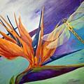 Birds In Paradise by Karen Dukes
