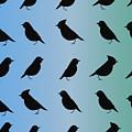 Birds by Tatyana Komtsyan