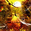 Birds World by Svetlana Sewell