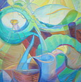 Birdscape by Sylvia Carlton