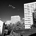Birmingham Civic Gardens Council Tower Block Estate Uk by Joe Fox