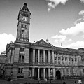 Birmingham Museum And Art Gallery With Clock Tower On Chamberlain Square Uk by Joe Fox