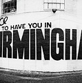 Birmingham Sign by Parker Cunningham