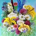 Birthday Bouquet by Ann Serianni