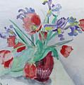 Birthday Bouquet by Iris Dayoub