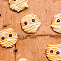Biscuit Gathering Of Monster Mummies by Jorgo Photography - Wall Art Gallery