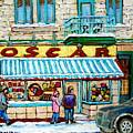 Biscuiterie Oscar Rue Ontario by Carole Spandau