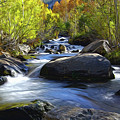 Bishop Creek by Eastern Sierra Gallery