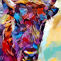 Bison 2 by Chris Butler