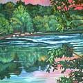 Bisset Park Rapids by Kendall Kessler