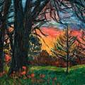 Bisset Park Sunrise by Kendall Kessler