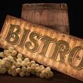 Bistro Still Life IIi by Tom Mc Nemar
