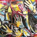 Bite The Hand That Feeds  by Jon Baldwin  Art