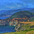 Bixby Bridge 1 by Tommy Anderson