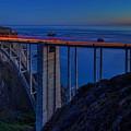 Bixby Bridge  by Craig H Sladek