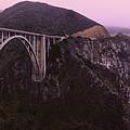 Bixby Bridge Panorama by Alexander Fedin