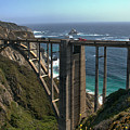 Bixby Creek Bridge 5 by Michael Gordon