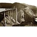 Bixby Creek Bridge by California Views Archives Mr Pat Hathaway Archives