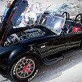 Black 427 Cobra by James Markey