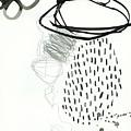 Black And White # 11 by Jane Davies