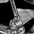 Black And White Bel Air by Naman Imagery