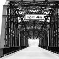 Black And White Bridge by Terri Morris