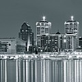 Black And White Louisville by Frozen in Time Fine Art Photography