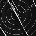 Black And White Military Marksman  by Jorgo Photography - Wall Art Gallery