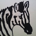 Black And White Stripes by Alisha Albin