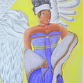 Black Angel by Audrey Lindsey