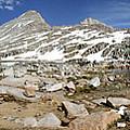 Black Bear Lake Camp - Sierra by Bruce Lemons