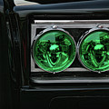 Black Beauty Clone Car by Gordon Dean II