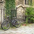 Black Bike by Jean Noren