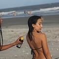 Black Bikinis 50 by Christopher White